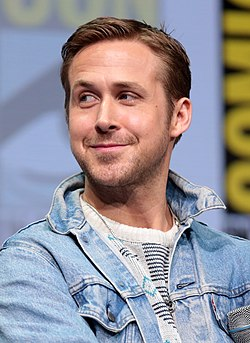 Ryan Gosling San Diegon Comic-Conissa 2017.