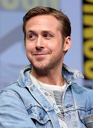 74th Golden Globe Awards - Ryan Gosling, Best Actor in a Motion Picture – Musical or Comedy winner
