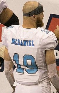 Ryan McDaniel American football player