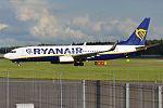 Ryanair, EI-DWT, Boeing 737-8AS (29033927552).jpg