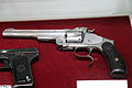 S&W Model 3 revolver 1880 at Tula State Museum of Weapons.jpg