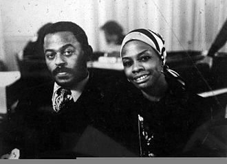 Shirley Bunnie Foy - Shirley Bunnie Foy with Archie Shepp in 1975