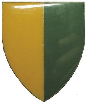 7 South African Infantry Division - SADF 7 Division original Flash