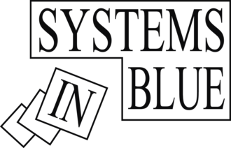 Systems in Blue - Systems in Blue's logo.
