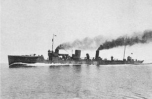 B 97-class destroyer - Image: SMS V 99