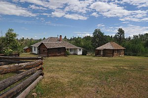 National Register of Historic Places listings in Daggett County, Utah - Image: SWETT RANCH, DAGGETT COUNTY, UTAH