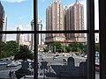 SZ 深圳 Shenzhen 羅湖區 Luohu 華潤萬象城 MixC mall August 2018 SSG view nearby buildings 02.jpg