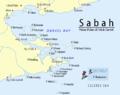 Sabah-Islands-DarvelBay PulauDanawan-Pushpin.png