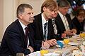 Saeimu oficiālā vizītē apmeklē Ungārijas parlamenta priekšsēdētājs (8121868514).jpg