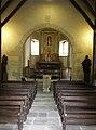 Saint-Lunaire (35) Vieille église Intérieur 01.jpg