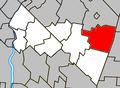 Saint-Paul-d'Abbotsford Quebec location diagram.PNG