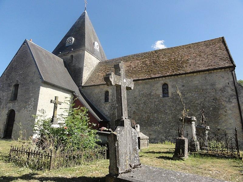 Saint-Thomas (Aisne) église