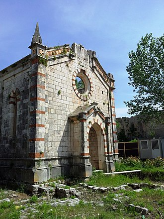 Ston - Image: Saint Blaise Church
