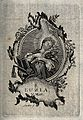Saint Lucy. Etching by Santos. Wellcome V0032543.jpg
