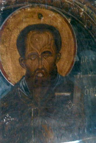 Saint Patapios - Saint Patapios icon