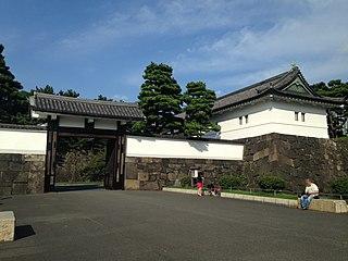 Sakurada Gate