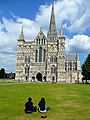 Salisbury Cathedral Close - geograph.org.uk - 1370948.jpg