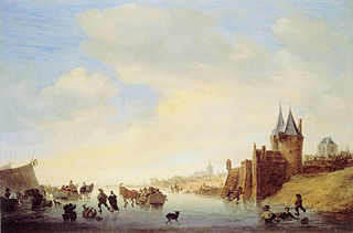 Winter Landscape near Arnhem