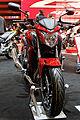 Salon de la Moto et du Scooter de Paris 2013 - Honda - CB500F - 010.jpg
