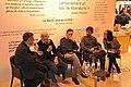 Salon du livre de Paris, 2013 bernet pellejero homs2 (8900894580).jpg
