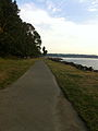 Saltwater State Park Walking path.jpg