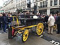 Salvesen 1896 Steam Cart SX1898 at the Regent Street Motor Show 2017.jpg