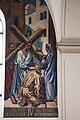 Salzburg - Itzling - Pfarrkirche St. Antonius Kreuzweg IV - 2019 08 01.jpg
