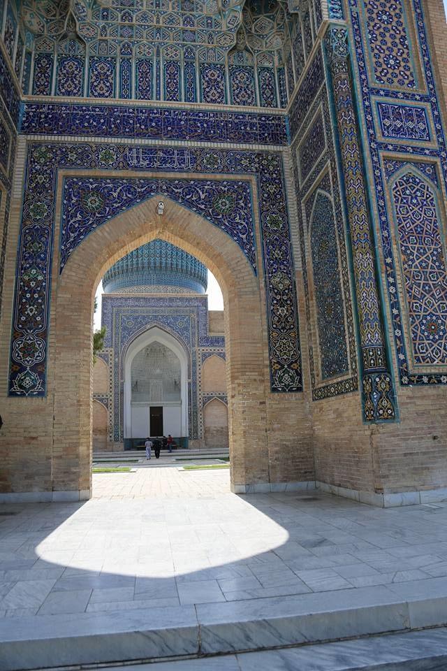 Samarkand city sights10