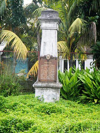 Battle of Sambat - Site of the battle of Sambat