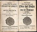 Samuel Gotthold Lange, Horaz (1752), ii-iii.jpg