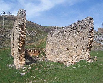 Ruinas de San Gines
