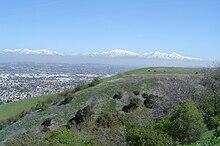 San Gabriel Mountains Wikipedia - Us map san gabriels mountain range