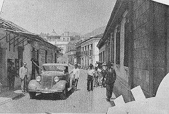 San Marcos, Guatemala - Image: San Marcos 1940 03