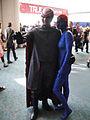 San Diego Comic-Con 2011 - Magneto and Mystique (5992831889).jpg