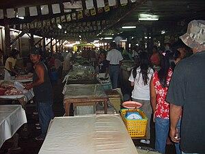 San Fabian, Pangasinan - Image: San Fabian Pangasinan market
