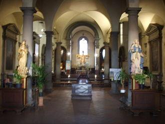 San Felice, Florence - The interior
