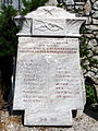 San Giacomo (Roburent)-lapide ai caduti prima guerra mondiale.jpg
