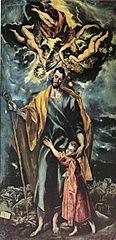 sant Josep el Greco