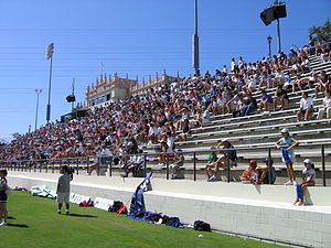 Torero Stadium - Image: San diego ca U San Diego Torero Stad 09