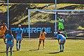 San lorenzo rosario central futbol femenino titi nicola 10.jpg