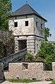 Sankt Georgen am Längsee Burg Hochosterwitz 05 Löwentor 01062015 4259.jpg