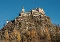 Sankt Georgen am Längsee Burg Hochosterwitz SW-Ansicht 02122015 2398.jpg