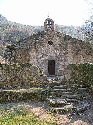 Montagut i Oix - Church of Sant Aniol d'Aguja