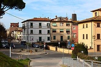 Santa Croce sull'Arno - View of Santa Croce sull'Arno