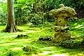 Sanzen-in, Yusei-en (Garden) -2 (July 2011) - panoramio.jpg