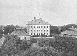 Sarvlaks i Pernå, omkring år 1900.jpg