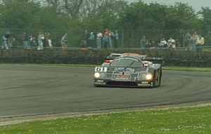 1988 World Sportscar Championship - Sauber Mercedes placed second in the Teams Championship