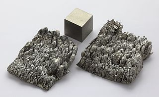 Scandium Chemical element with atomic number 21