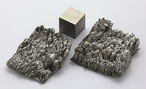 Scandium, a rare earth metal
