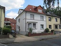 Schützenstraße in Hamm
